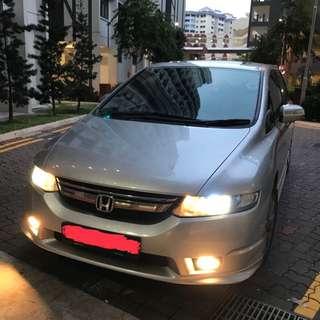 Honda Odyssey Mpv (For Rent)