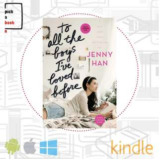To All The Boys I've Loved Before #1 - Jenny Han | E-Book