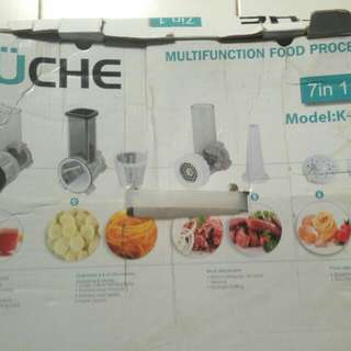 Food processor 7in1