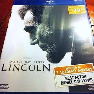 Brand New LINCOLN Blu Ray