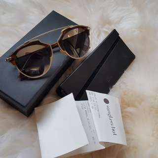 Dior So Real Havana Sunglasses