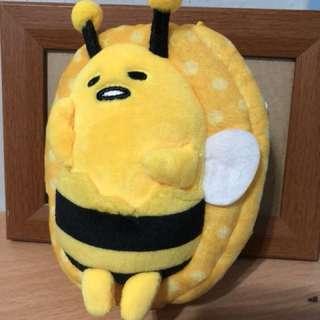 🚚 蛋黃哥蜜蜂悠遊卡包