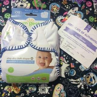 Bumgenius cloth diaper