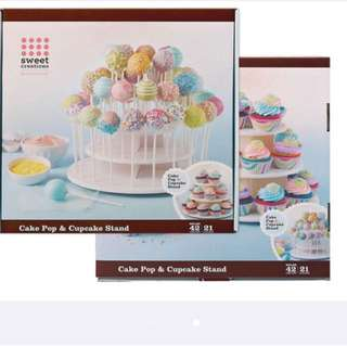Cupcake and Cakepop stand