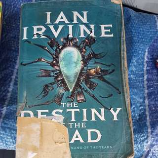 The destiny of the dead by Ian Irvine