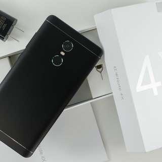 Xiaomi Redmi Note 4x Black 3GB RAM 32GB ROM black SNAPDRAGON 625