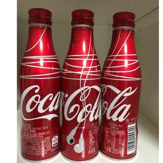 [全新] Coca Cola 可口可樂2017中國可樂第二鋁瓶