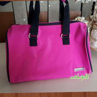 [NEW] Skechers Pink Gym Sports Bag