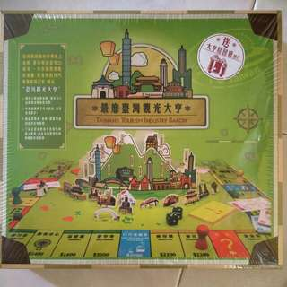 Taiwan version Monopoly 7- Taiwan Tourism Industry Baron