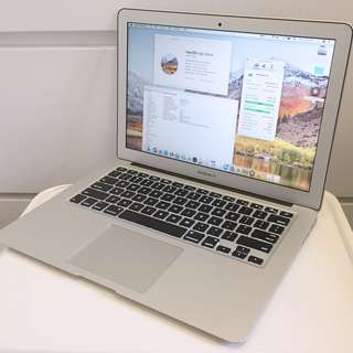 Apple Macbook Air 13.3 inch 雙核心 1.4 Ghz Early 2014 MBA