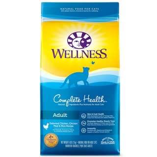 Wellness Complete Health Adult Deboned Chicken, Chicken Meal & Rice 6Lb $45 / 12Lb $75