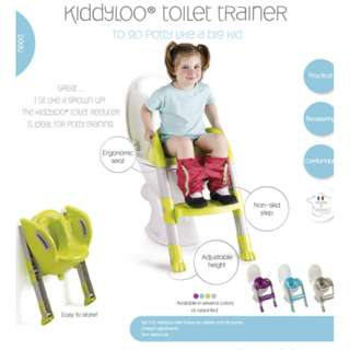 KINDER DREAMS THERMOBABY KIDDYLOO TOILET TRAINER