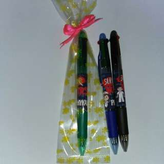 Customised Super Nurse 4 in 1 pen