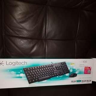 Keyboard from Logitech