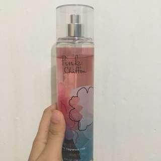 Parfum Fragrance Mist Pink Chifon