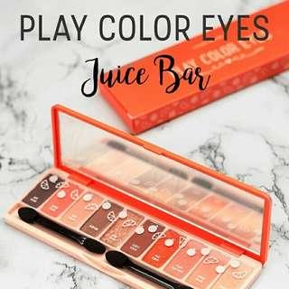 韓國化妝品 edute house play color eyes系列 愛麗小屋眼影