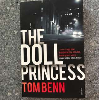 The Doll Princess By Tom Benn (Special one day offer!)