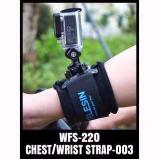WFS-220 GoPro Accessories Rotatable Wrist Strap