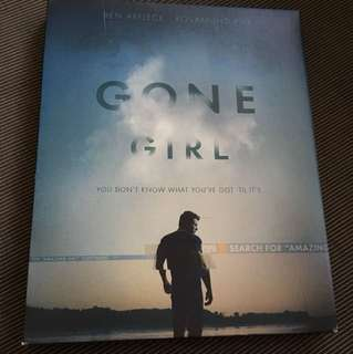 GONE GIRL BLURAY REGION A