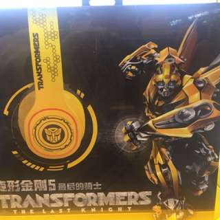 Original Transformer acoustic sounds Bluetooth headset