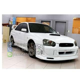 Subaru Impreza WRX GDB