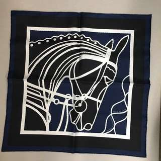 Hermes HK limited edition square scarf