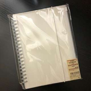 MUJI A5 Notebook Dots