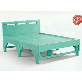 Zooey Semi-double Bedframe (48x75)