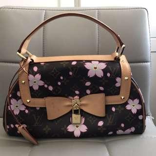 限量版 村上隆 Louis Vuitton Cherry Blossom Doctor Bag