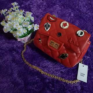 Bag Patch Import (chanel Look Alike)