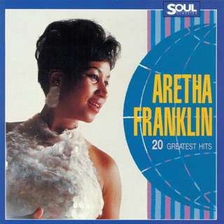 Aretha Franklin 20 Greatest Hits cd