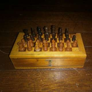 Small Chess Board