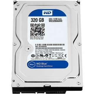 WD Blue 320GB