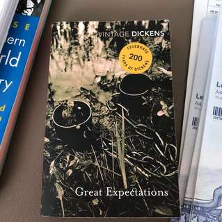 H2 Literature Great Expectations
