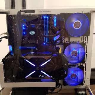 Gaming Desktop Gtx 1080 ti (I7-8700k)