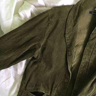 Velvet jacket 🖤