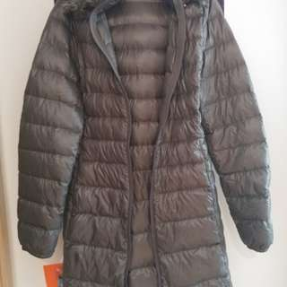 Uniqlo Long down Jacket