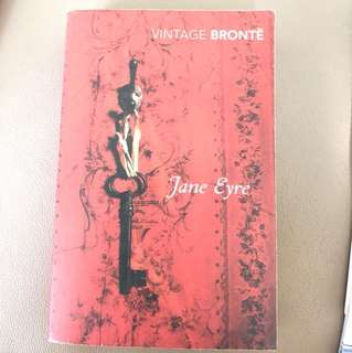 Jane Eyre Book for H2 Literature