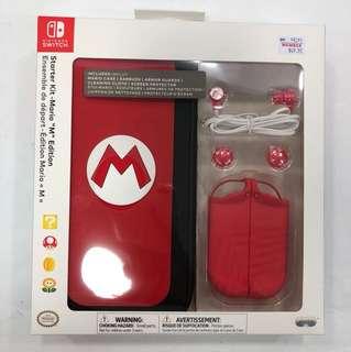 Mario & Zelda Nintendo Switch Starter Kit