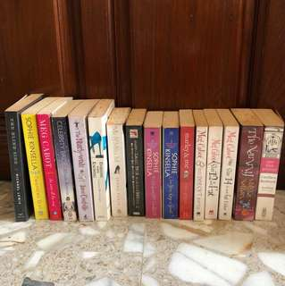 Preloved Books