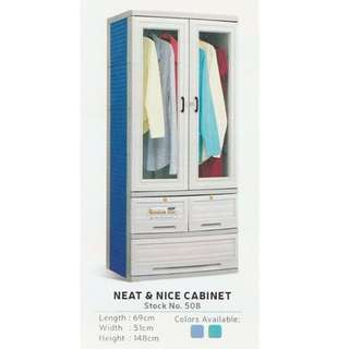 ZOOEY Neat and Nice Cabinet