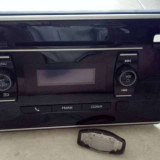 Hond city original radio for sell