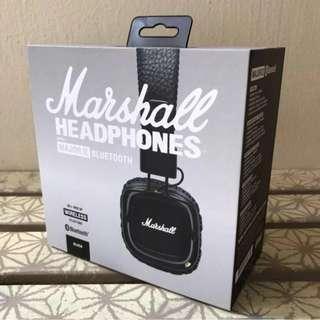 [PreOrder] Marshall Wireless Headphones Major 2