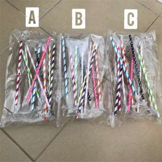 Balloon Stick in a pack of 10 (22cm)