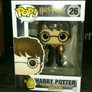 [CNY SALE] Harry Potter with Triwizard Egg Exclusive Funko Pop