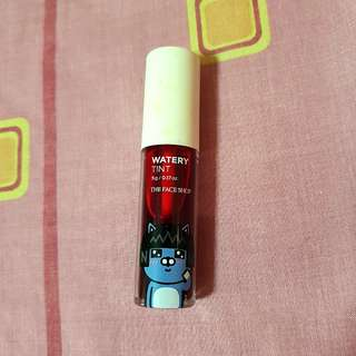 The Face Shop Watery Tint #4 Red Up