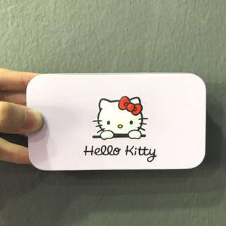Hello Kitty Brush Box