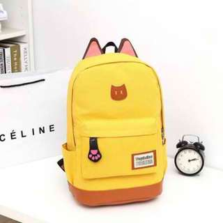 Cute Simple Back Pack