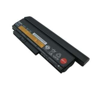 Lenovo ThinkPad X220 X230 X201 X200 T410 T420 T430 T520 T530 W510 W520 W530 原裝電池, 現貨供應