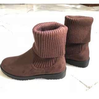 Autumn & Winter Anti-Slippery Korean Fashion Boot